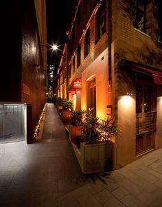 Albion Place | Sydney Australia | McGregor Coxall « World Landscape Architecture – landscape architecture webzine