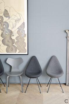 Fritz Hansen   Milan Design week 2015   Color   Texture   Material   Interior   Design   Styling Christine Rudolph C-More  design + interieur + trends + prognose + concept + advies + ontwerp + cursus + workshops :