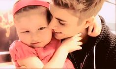 Justin Bieber and Avalanna Routh. She was his biggest fan. Rest in Peace Avalanna. We will pray for you!!!!!!