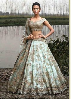 order contact my whatsapp number 7874133176 Indian Wedding Gowns, Indian Bridal Outfits, Indian Bridal Lehenga, Indian Bridal Wear, Indian Gowns, Indian Designer Outfits, Indian Attire, Indian Wear, Lehnga Dress
