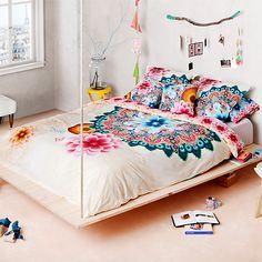 Housse de couette percale Mandala DESIGUAL - Housses de couette - Linge de lit adulte - Linge de maison