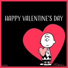 Happy Valentine's Day! Snoopy Valentine, Valentines Art, Valentine Day Love, Peanuts Cartoon, Peanuts Snoopy, Snoopy Quotes, Charlie Brown And Snoopy, Snoopy And Woodstock, Cute Pictures