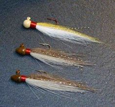 I love tying these Crappie Jigs, Crappie Fishing, Fishing Lures, Fishing Hole, Sea Fishing, Fly Tying Patterns, Pup, Trout, Bass