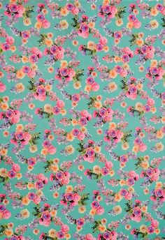 Watercolor Floral Pattern on Stretch Scuba Polyester Spandex Fabric - Welcome to our website, We hope you are satisfied with the content we offer. Vintage Flowers Wallpaper, Beautiful Flowers Wallpapers, Pretty Backgrounds, Flower Backgrounds, Flower Wallpaper, Pattern Wallpaper, Cute Wallpapers, Wallpaper Backgrounds, Painting Wallpaper