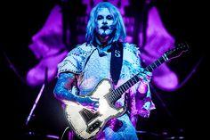 John 5 Guitarist, Mick Thomson, Craig Jones, Chris Fehn, Sid Wilson, White Zombie, Popular Bands, Extreme Metal, Rob Zombie