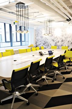 Google Toronto Meeting Room