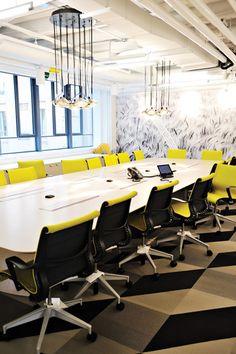Google Toronto Meeting Room