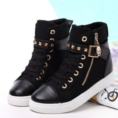 adidas high tops black and gold womens shoe - Google Search