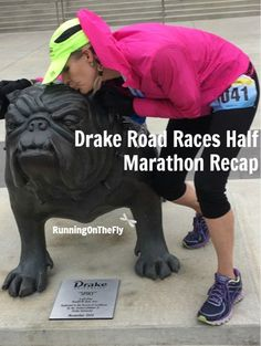 Running on the Fly: Drake Road Races Half Marathon Recap Drake Relays, Road Racing, Marathon, Fan, Running, Board, Blog, Marathons, Keep Running