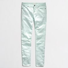 J.Crew Factory - Factory garment-dyed skinny jean