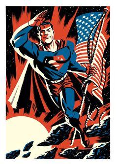 Superman by Michael Cho