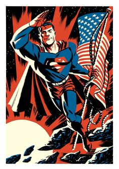 Superman by Michael Cho
