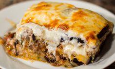 Мусака – греческая запеканка. Летнее блюдо, которое никогда не наскучит! | Четыре вкуса