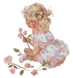 images Christine Haworth - Page 5 Fairy Pictures, Cute Pictures, Vintage Pictures, Vintage Images, Sarah Kay, Decoupage Vintage, Picture Postcards, Pictures To Paint, Cute Illustration