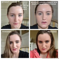 #Garnier Renew Miracle Skin Perfector Review and Swatches via TheRadianceReport.com #beauty #bbloggers #beautyblogs #lipstick