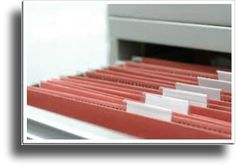 Are you inundated in paperwork?  If so, you need to use a system that makes organizing and filing paper simple and easy.