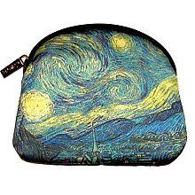 Van Gogh Starry Night Cosmetic Bag - shopPBS.org
