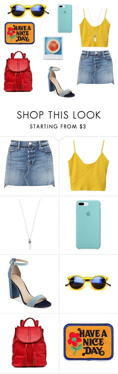 """#5"" by kekabt on Polyvore featuring moda, Frame, Marc Jacobs, GUESS, Jack Rogers y Have a Nice Day"