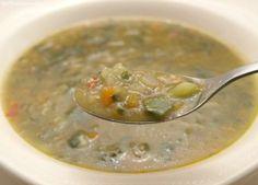 Sopa juliana con verduras frescas » Recetas Thermomix   MisThermorecetas