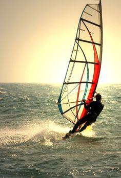 Windsurf in Tampa HD Wallpaper