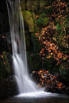 Water Fall,  Nikko, Japan