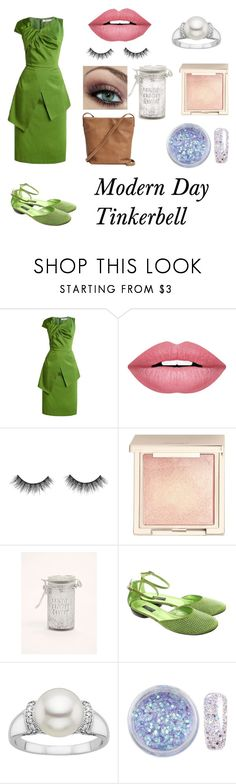 """""""Modern Day Tinkerbell"""" by hannahp327 ❤ liked on Polyvore featuring Forever 21, Jouer, Torrid, Sonia Rykiel, BAGGU and modern"""