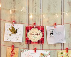Luxury Twin Pack Charity Christmas Cards #AldiChristmasEssentials