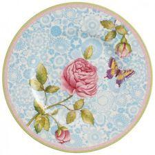"""Villeroy & Boch Servizio 6 Piatti dessert linea  """"Rose Cottage"""""""