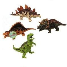 Dinosaur Squishimal - this fun sturdy set is so squishable!  Great for sensory seekers.