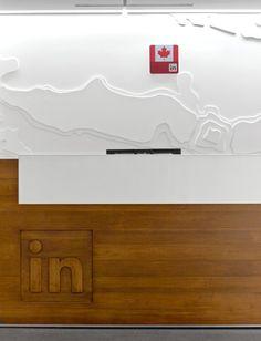 LinkedIn's New Toronto Office
