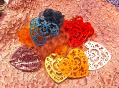 Lovely heart bracelets