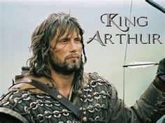 Mads Mikkelson in King Arthur. Dunno what it is but he's hot to me.