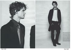 Matthew Gray Gubler, who plays Dr. Spencer Reid on Criminal Minds