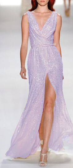 OH MY GOSH! its the dress from the end of the little mermaid but for real!! Elie Saab