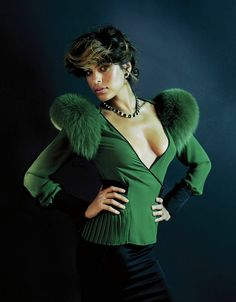 Eva Mendes by Anthony Mandler