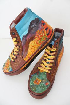 Bel Air students could win $50,000 in contest to design Vans shoes ...