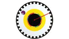 「アイ・ラブ・ニューヨーク」のデザイナー、ミルトン・グレイザーによる時計