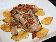 Non c'è solo lo #scottadito per valorizzre le costolette d'agnello provate questa ricetta di...#costolette di #agnello #saporite