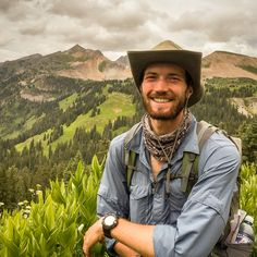 Interviews and pictures of hikers and mountain bikers on The Colorado Trail in 2015.