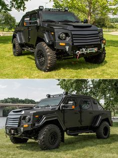Terradyne Gurkha RPV is a Street-Legal Armored Vehicle That You Can Own - The Flighter