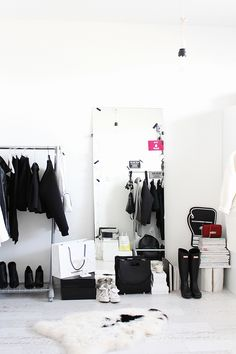 FRICHIC - At Home: Full Closet Tour Winter Edition Part 2