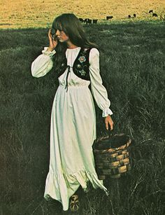 January 1973. Love leads to Lenox. | Hippie boho fashion love