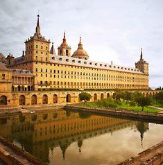 Escorial Monastery, Madrid Spain