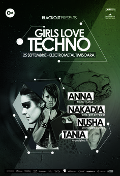 Girls Love Techno Smirnoff, Techno, Physics, Love, Concert, Movie Posters, Girls, Parties, Amor