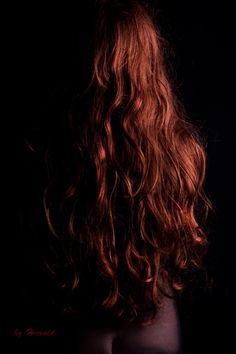 That hair....