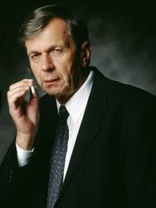 The Smoking Man (sometimes referred to as Cancer Man, the Cigarette-smoking Man, or even CSM)