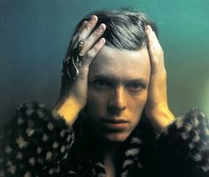 David Bowie, Hunky Dory photo session