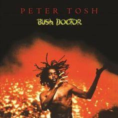 Peter Tosh - Bush Doctor LP Record Album On Vinyl