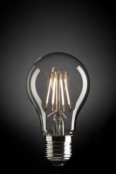 LED Classic Globe 4W in E27 or B22 11cm Mercator | GoLights.com.au
