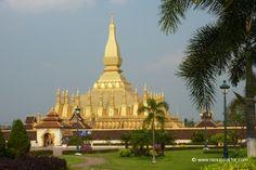 Vientiane in Laos www.reisedoktor.com